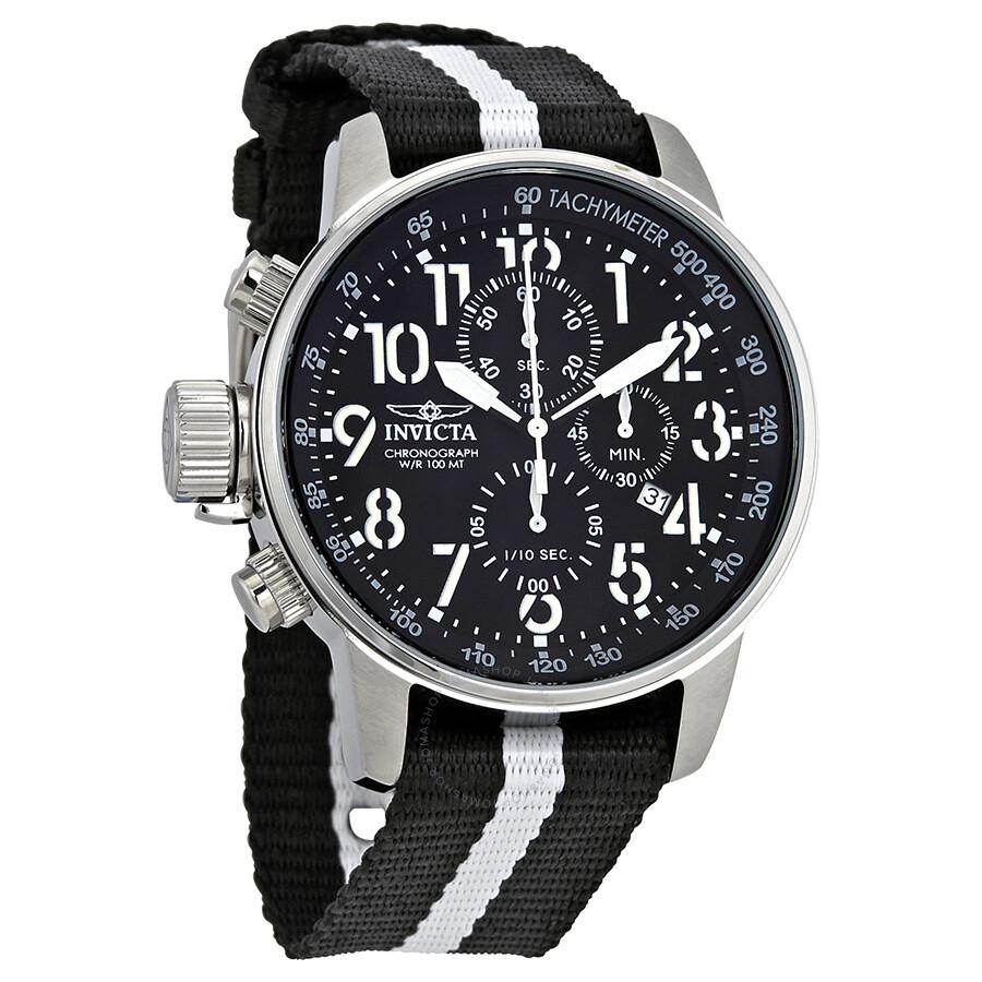369ef14eb Invicta I-Force Chronograph Black Dial Men's Watch 22848 - I-Force ...