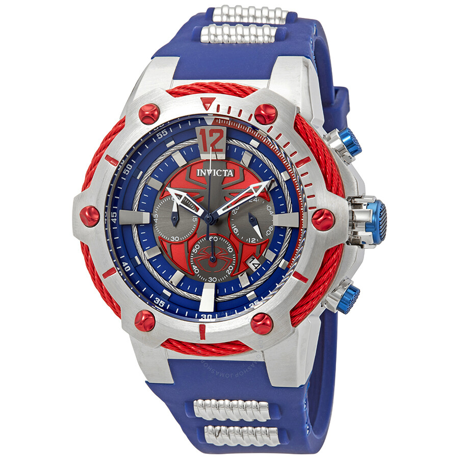 ec7a7911405 Invicta Marvel Chronograph Men s Watch 25989 - Marvel - Invicta ...