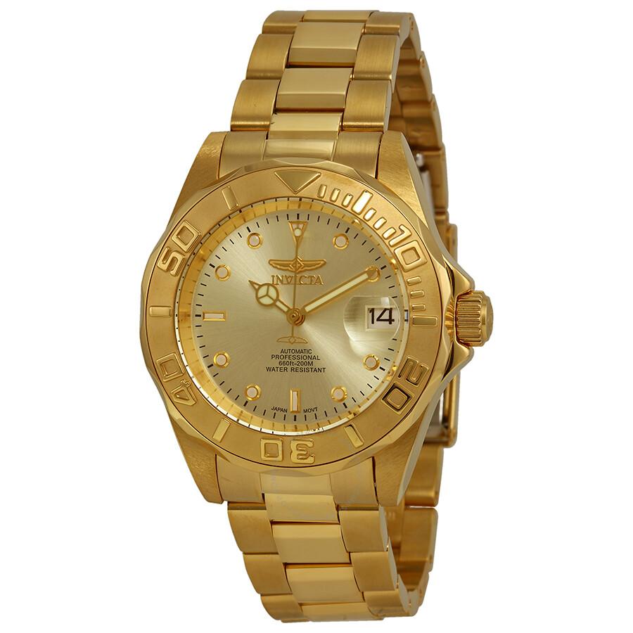 4b3ed1f6b Invicta Men's Pro Diver Collection Automatic Watch 9010 - Pro Diver ...