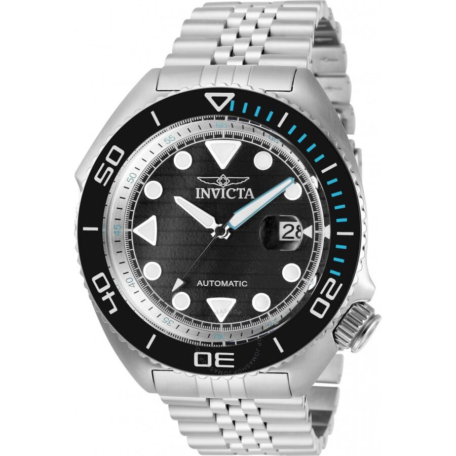 Pro Diver Automatic Black Dial Men\'s Watch 30410