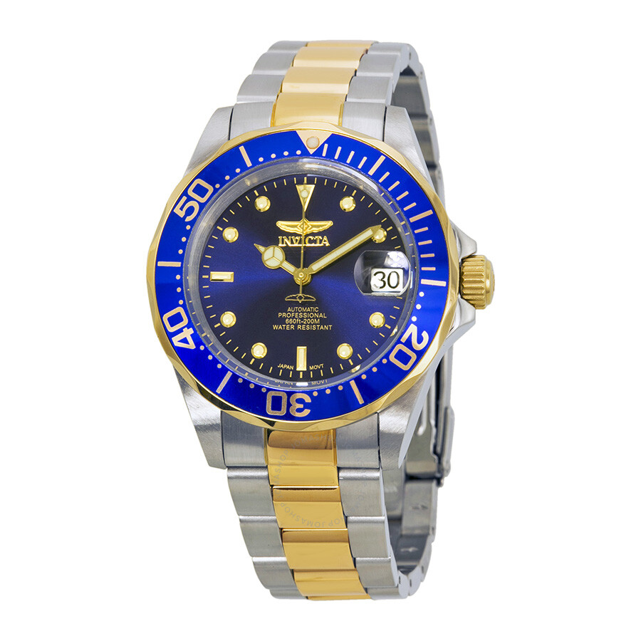 invicta pro diver automatic watches jomashop invicta pro diver automatic men s watch