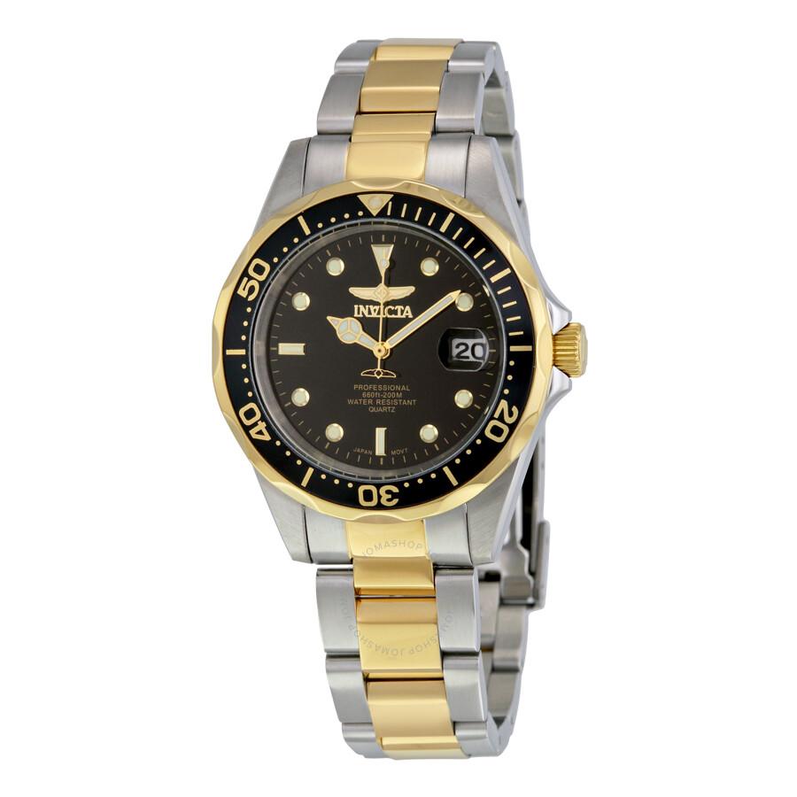 6412d827daa Invicta Pro Diver Two-tone Men s Watch 8934 - Pro Diver Quartz - Pro ...