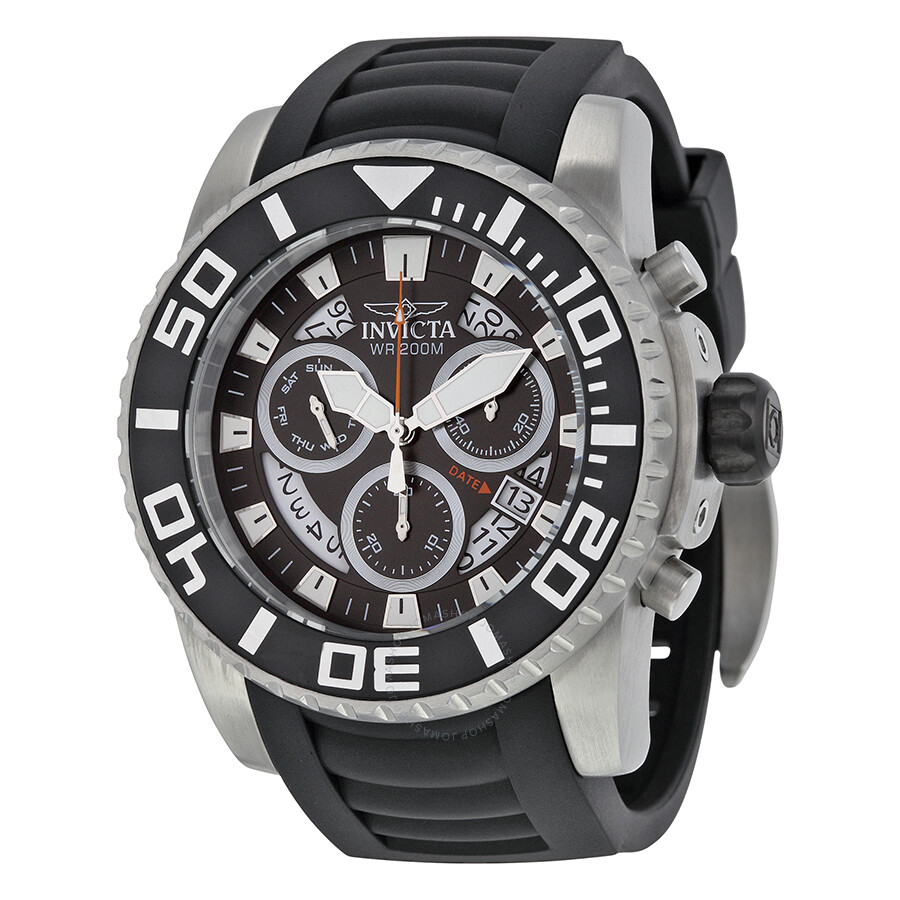 2d8241455 Invicta Pro Diver Z60 Swiss Chronograph Men's Watch 14671 - Pro ...