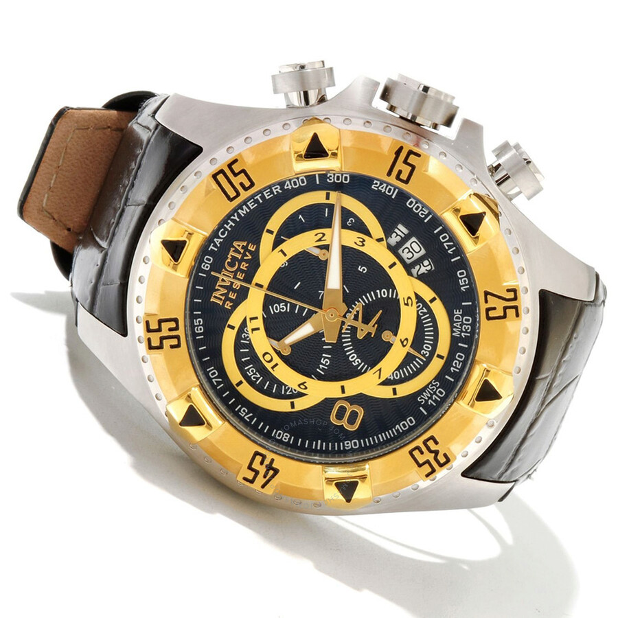 294225510 Invicta Reserve Excursion Swiss Chronograph Men's Watch Item No. 11016