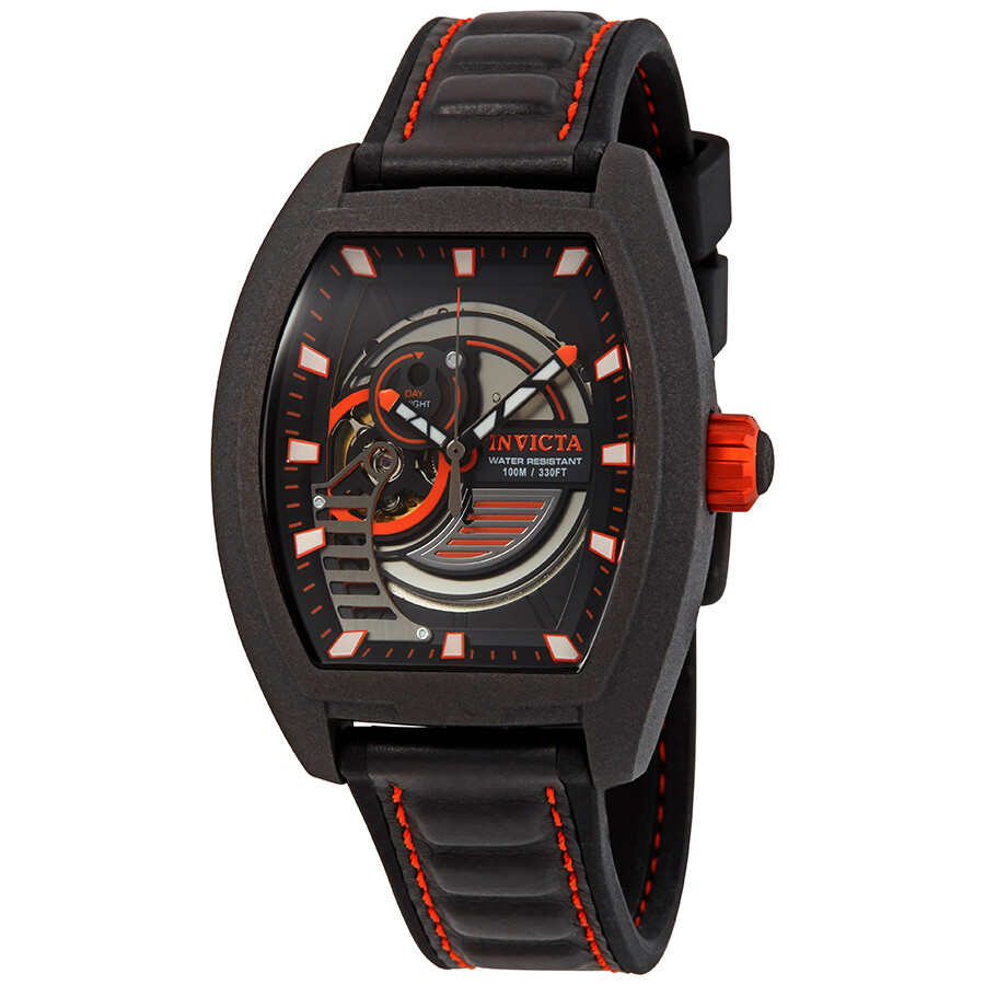 5a13dc5bf Invicta S1 Rally Automatic Black Dial Men's Watch 26893 - S1 Rally ...