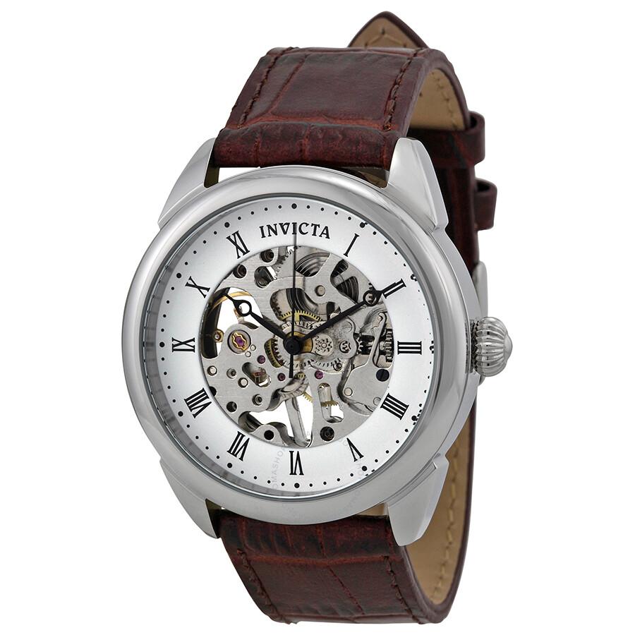 Часы скелетон invicta батареи на часы купить