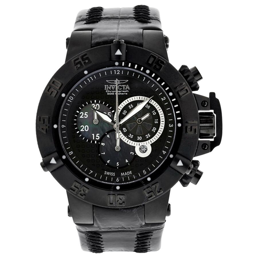 8bb8e15ac Invicta Subaqua Noma III Swiss Chronograph Men's Watch 10200 ...