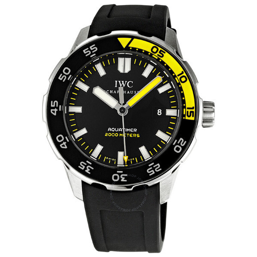IWC Aquatimer Automatic 2000 Men's Watch 3568-02