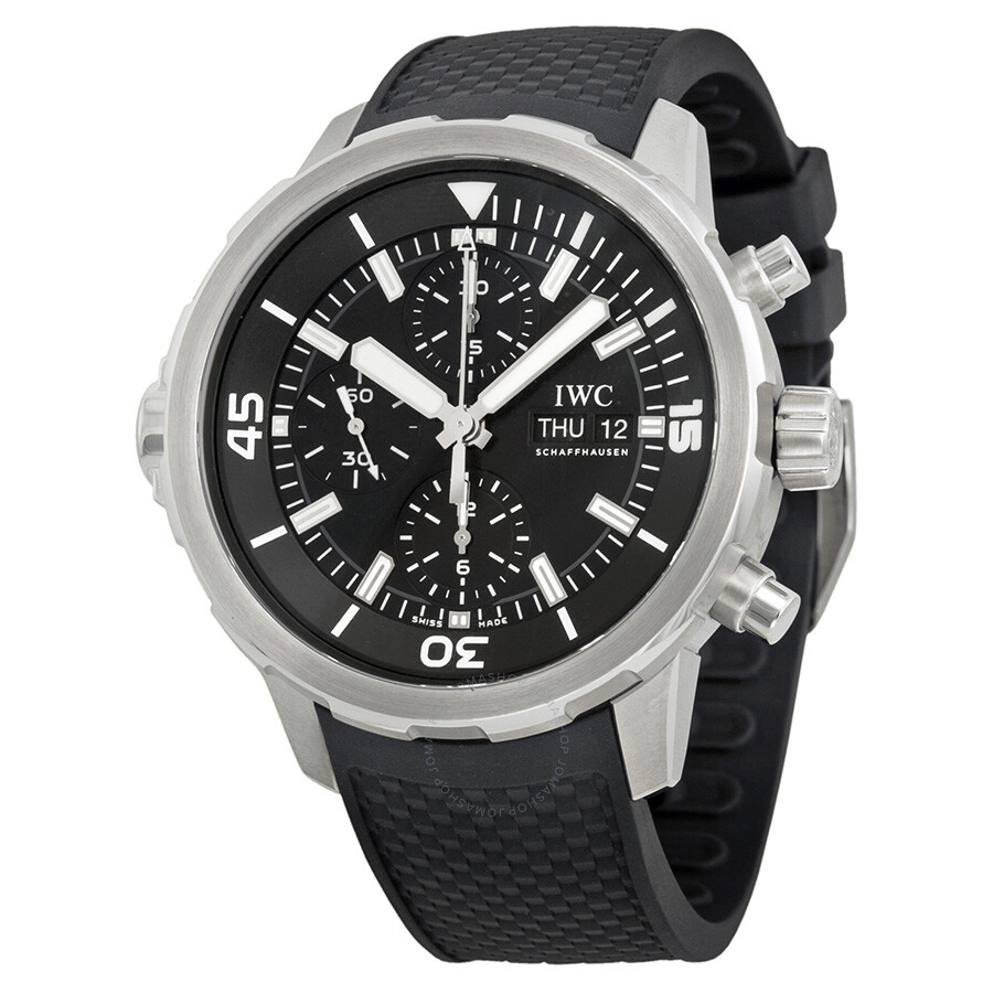 IWC Aquatimer Chronograph replica watch IW376803