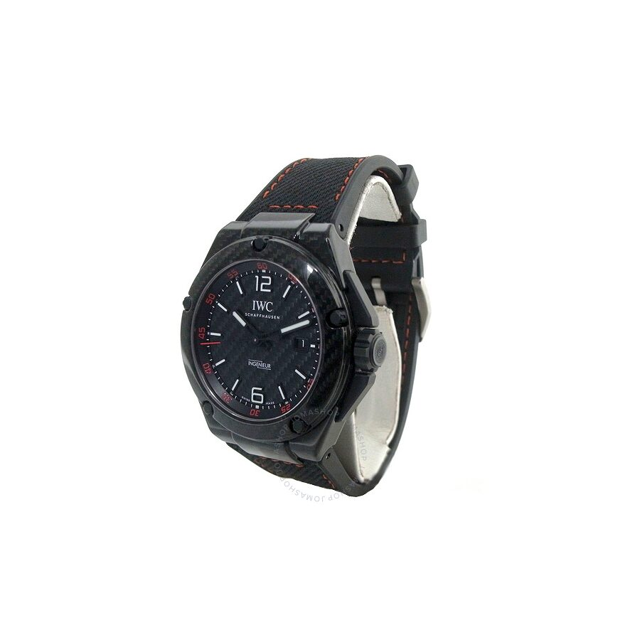 48701facab3 IWC Ingenieur Automatic Carbon Performance Men s Watch Item No. IW322402