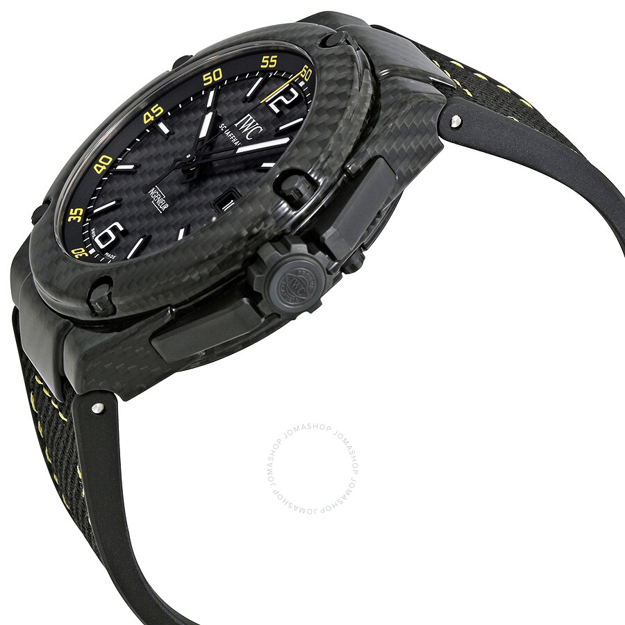 82507421742 ... IWC Ingenieur Automatic Carbon Performance Men s Watch IW322401 ...