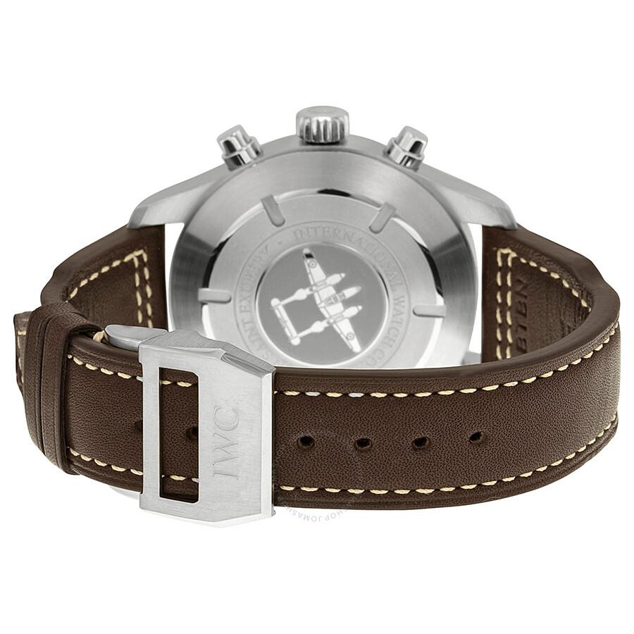 68e25af36e10 ... IWC Pilots Antoine De Saint Exupery Chronograph Automatic Men s Watch  IW387806
