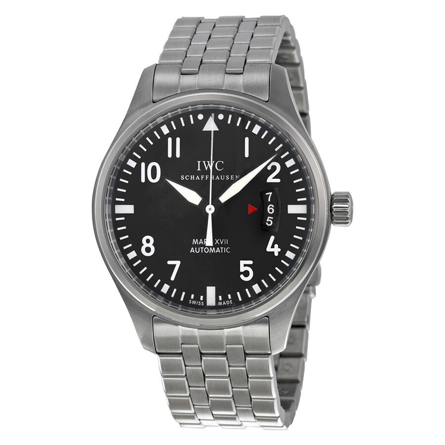 IWC Pilots Mark XVII Automatic Men's Watch IW326504 ...