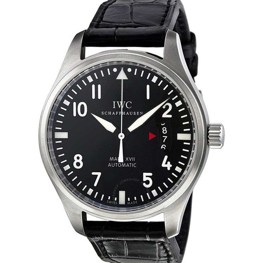 IWC Mark XVII – Legendary Pilot's Watch
