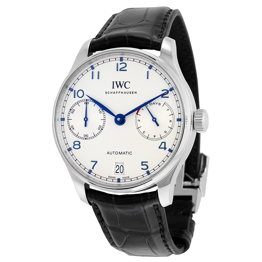 Iwc Watch Iw500705 on Fill Up Sign