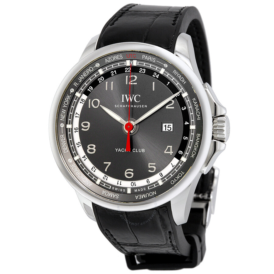 low priced 1c974 38e9b IWC Portugieser Yacht Club Worldtimer Automatic Limited Editon Men's Watch  IW326602