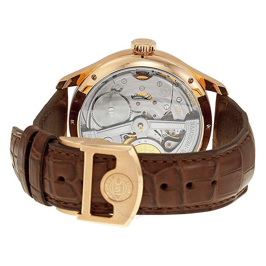 858ef71607e8 ... IWC Portuguese Perpetual Calendar Moonphase Automatic 18 kt Rose Gold  Men s Watch 5023-06