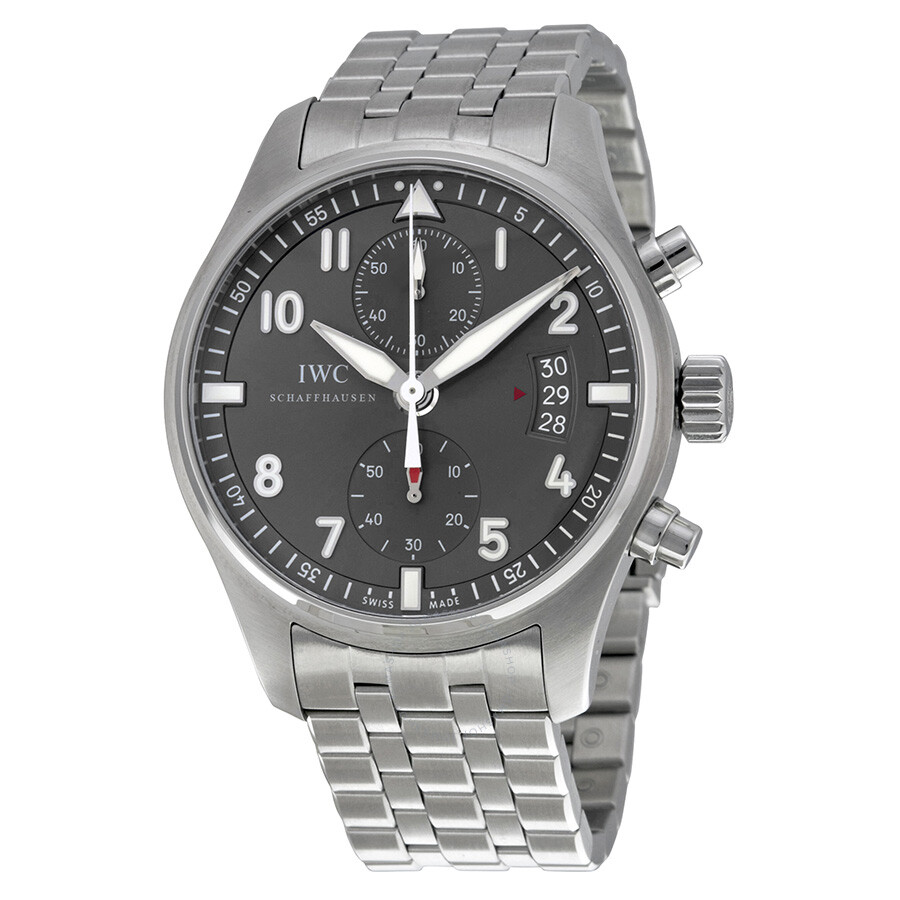 Iwc Spitfire Stainless Steel