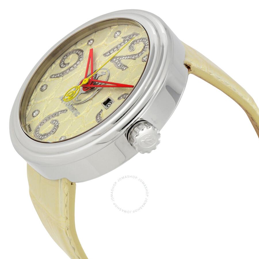 Jacob and co valentin yudashkin diamond automatic men 39 s watch wvy 048 valentin yudashkin for Watches jacob and co