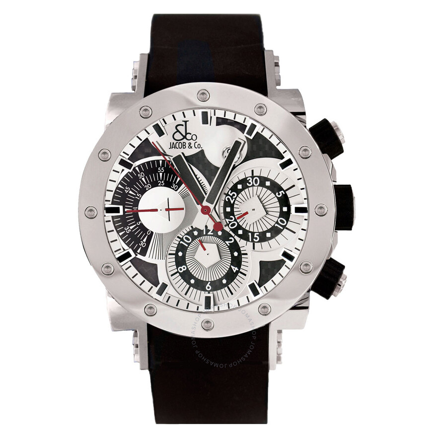 Jacob co epic ii limited edition automatic chronograph watch e1 epic ii jacob co for Jacob co watches