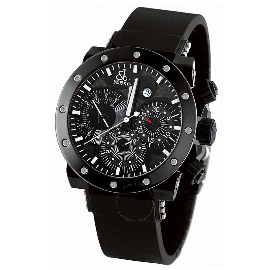 Jacob & co. Epic ii limited edition automatic chronograph watch e2.