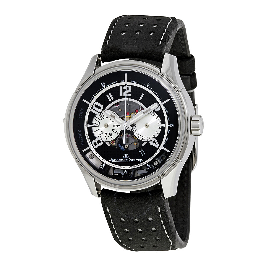 Jaeger lecoultre amvox 2 chronograph automatic men 39 s watch q1928470 amvox jaeger lecoultre for Lecoultre watches