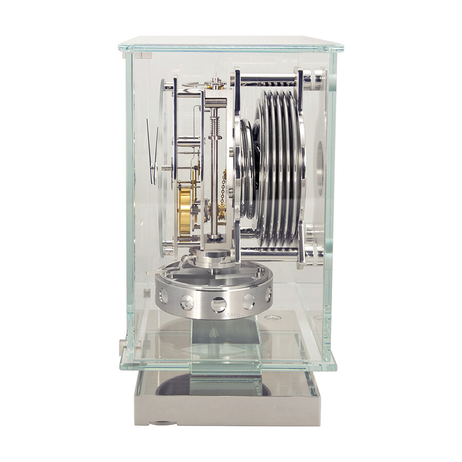 Jaeger Lecoultre Atmos Glass Crystal Clock Q5135201