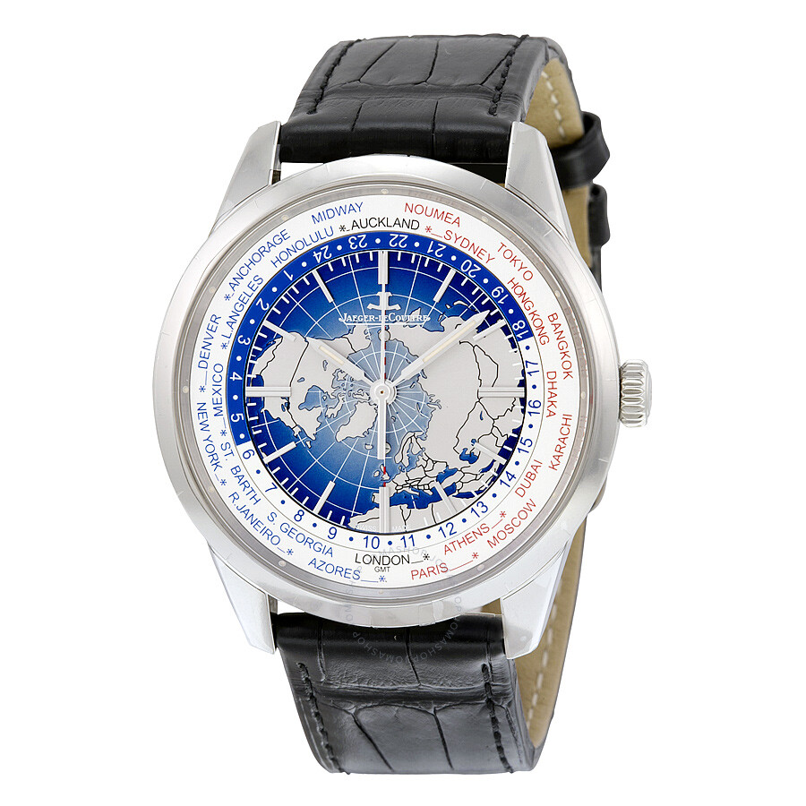 jaeger lecoultre geophysic universal time automatic s