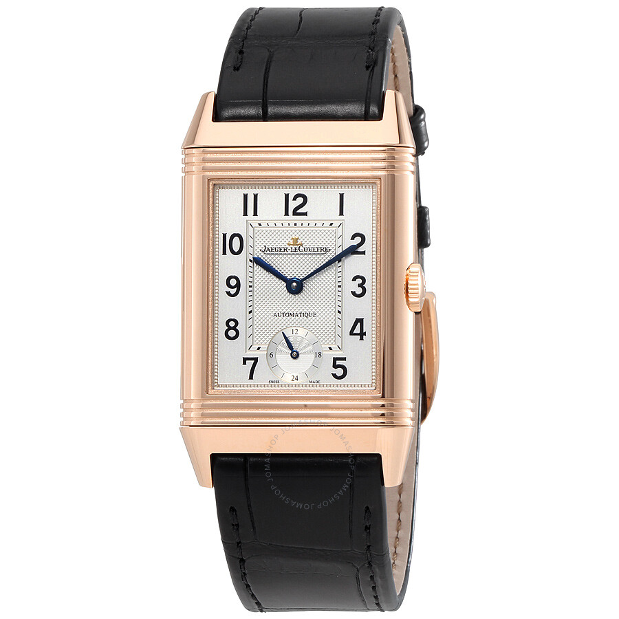 Jaeger lecoultre grande reverso silver dial men 39 s watch q3802520 reverso jaeger lecoultre for Lecoultre watches