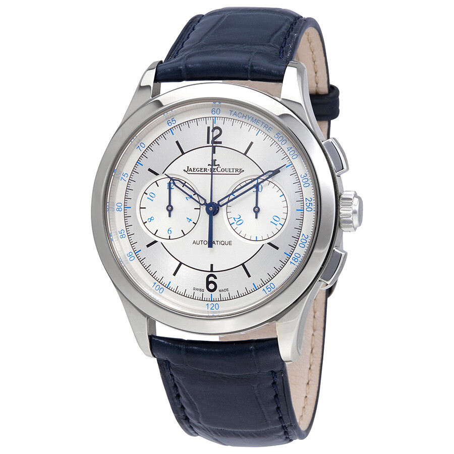 Jaeger lecoultre master automatic chronograph men 39 s watch q1538530 master jaeger lecoultre for Lecoultre watches