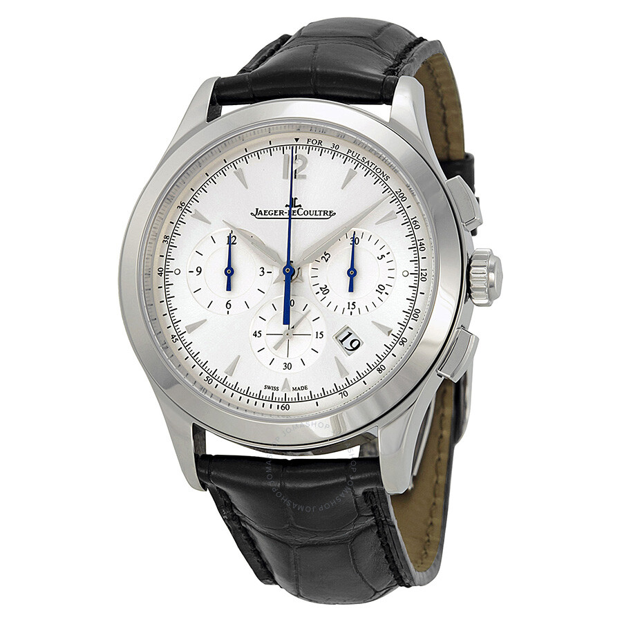 Jaeger lecoultre master chronograph automatic men 39 s watch q1538420 master control master for Chronograph master