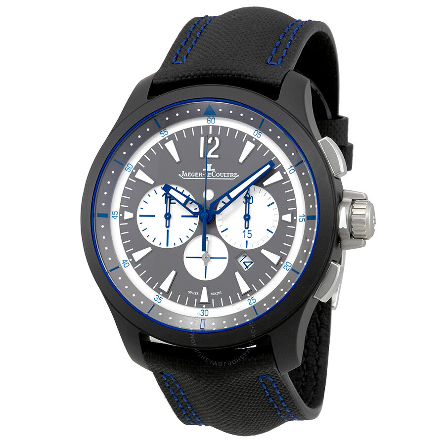 Jaeger lecoultre master compressor chronograph automatic men 39 s watch q205c571 master for Lecoultre watches