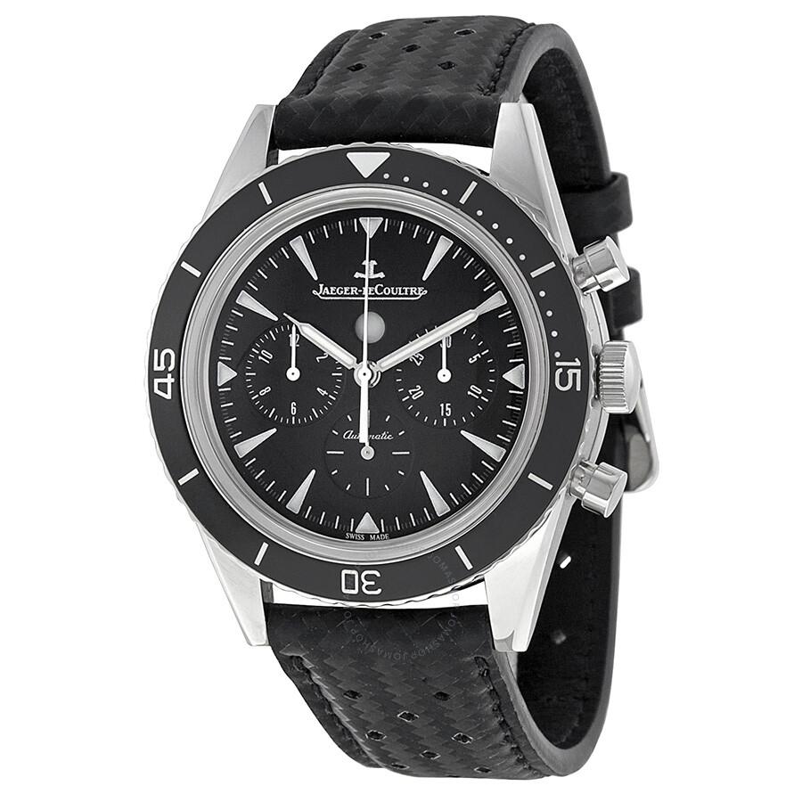 Jaeger lecoultre master compressor deep sea chronograph men 39 s watch q2068570 master compressor for Lecoultre watches