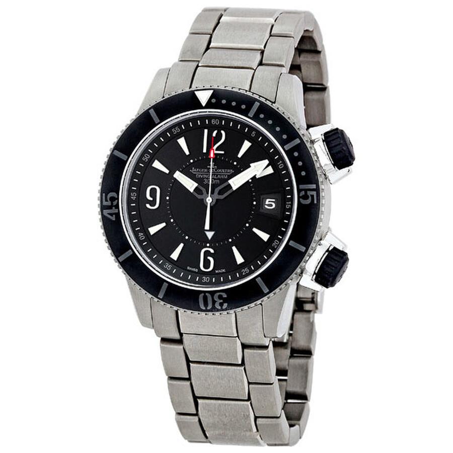 de4c32ff23c Jaeger LeCoultre Master Compressor Diving Alarm Navy Seals Men s Watch  Q183T170