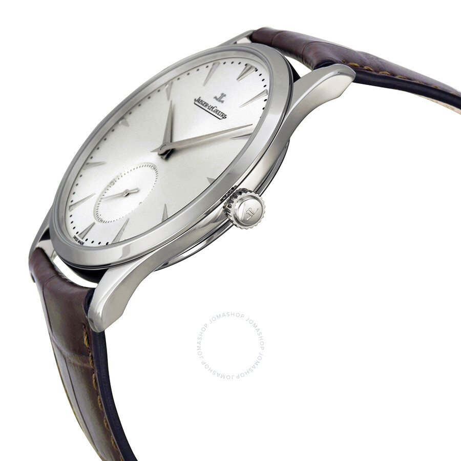 jaeger lecoultre master grand ultra thin leather