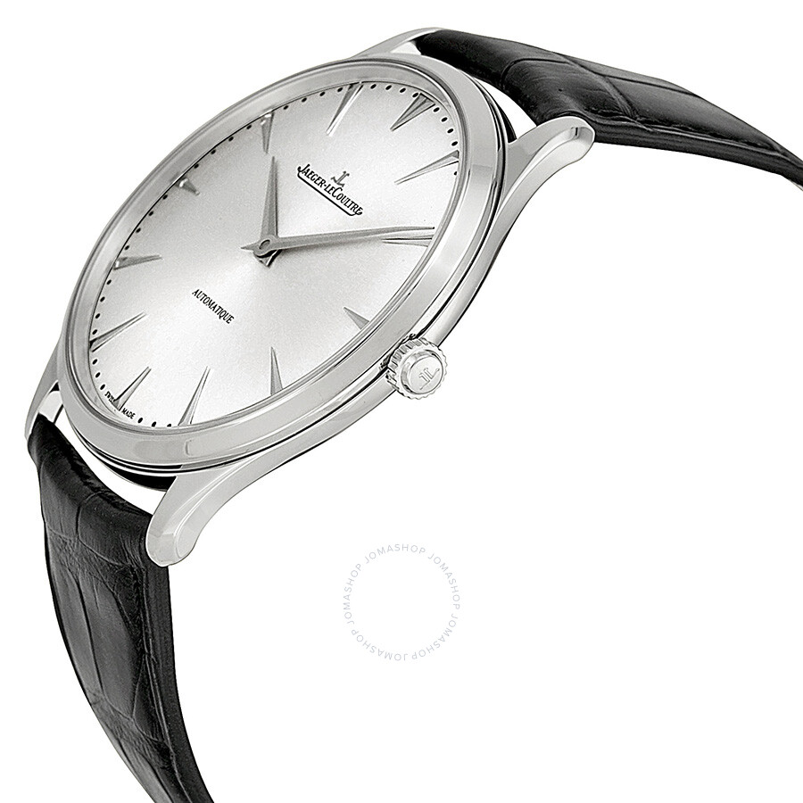 thin dress watch automatic jaeger lecoultre master ultra thin automatic stainless steel men u0027s