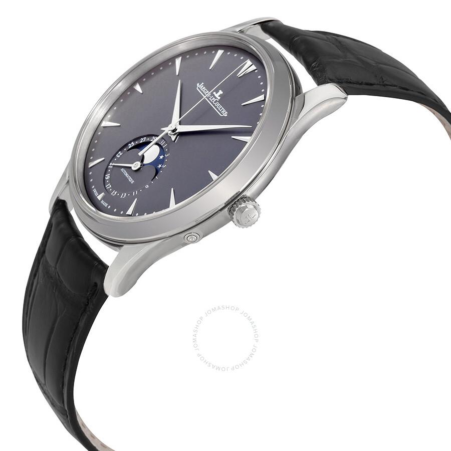 ... Jaeger LeCoultre Master Ultra Thin Moon White Gold Automatic Men s Watch  Q1363540 ... 63e3dd5d6b