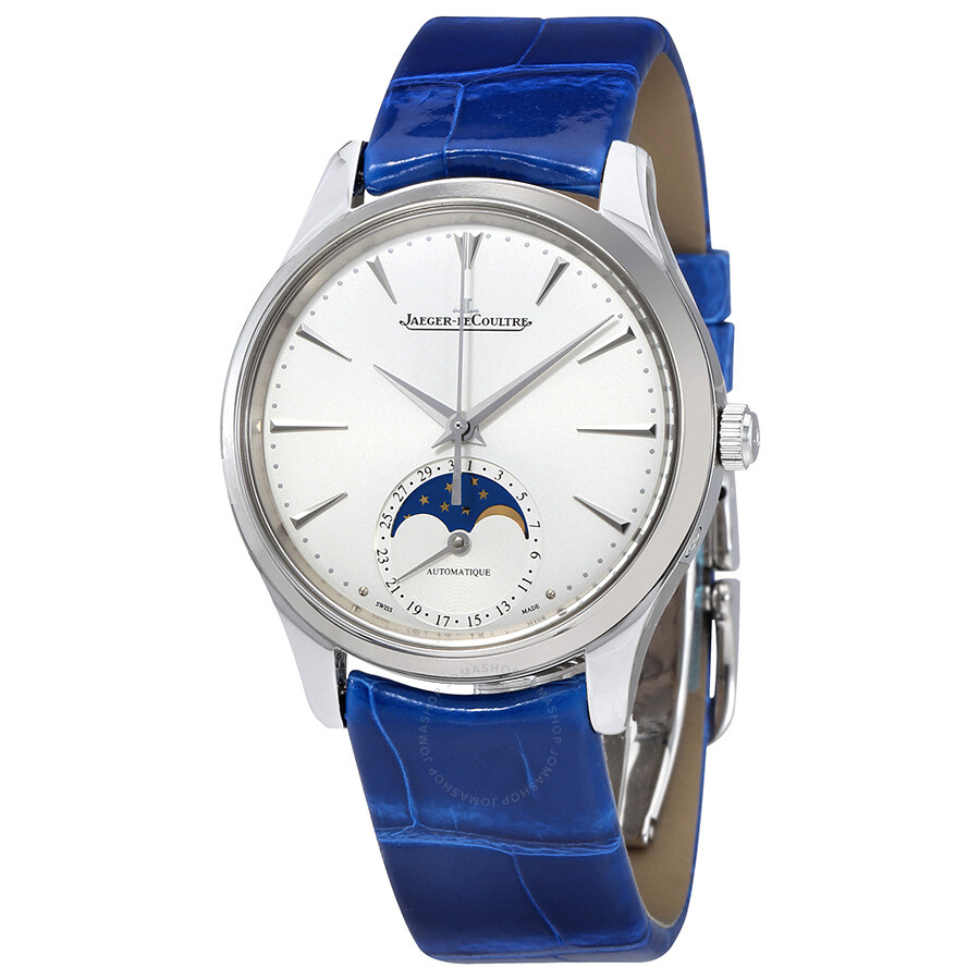 Jaeger lecoultre master ultra thin automatic ladies watch q1258420 master ultra thin master for Lecoultre watches