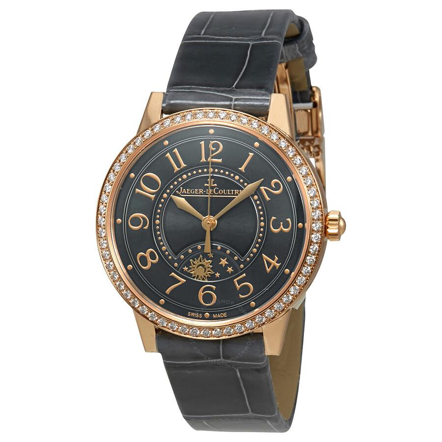 Jaeger lecoultre rendez vous automatic ladies watch q3442450 rendez vous jaeger lecoultre for Lecoultre watches