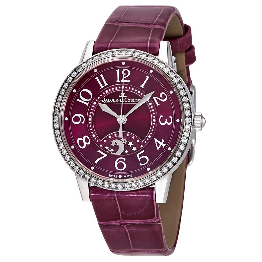 Jaeger lecoultre rendez vous automatic ladies watch q3448460 rendez vous jaeger lecoultre for Lecoultre watches