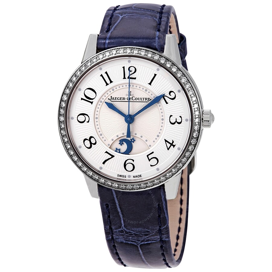 regarder e61fc b9e05 Jaeger LeCoultre Rendez-Vous Night and Day Automatic Ladies Diamond Watch  Q3448430
