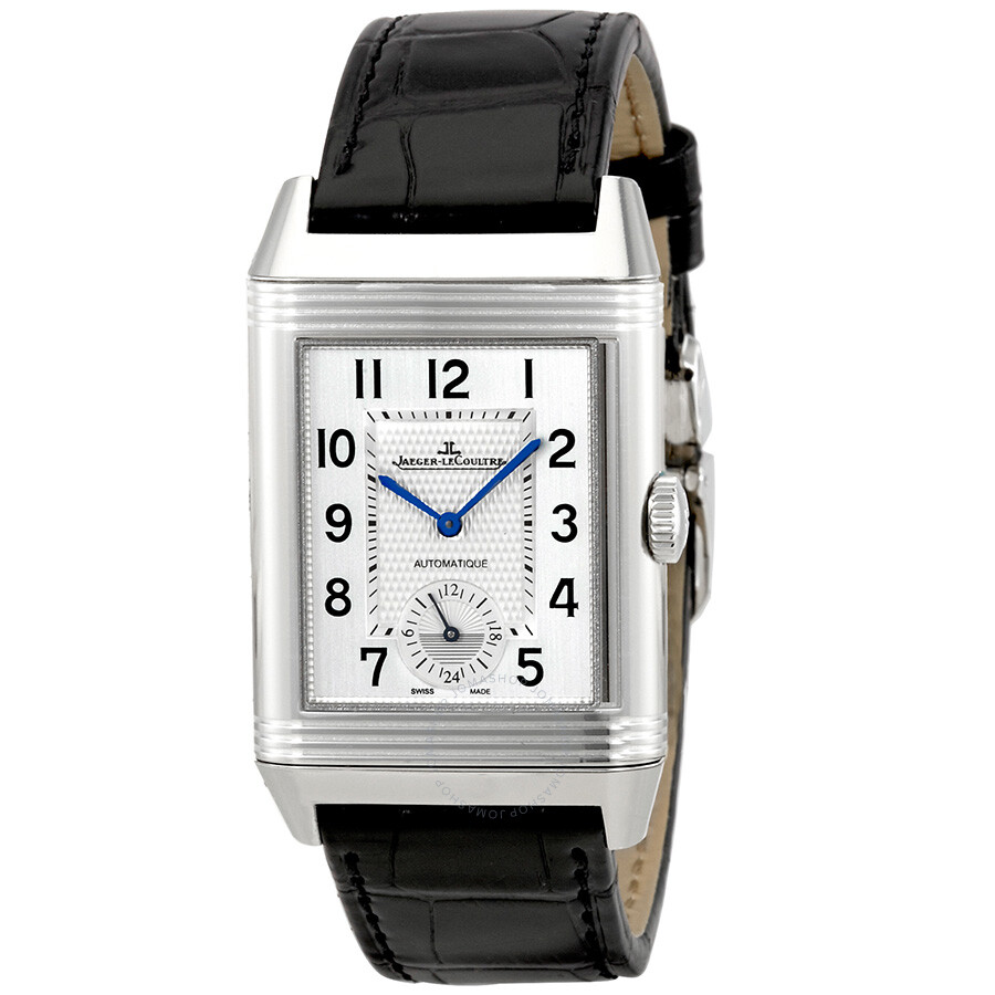 0695f394ad Jaeger LeCoultre Reverso Classic Large Duo Automatic Men's Watch Q3838420  ...