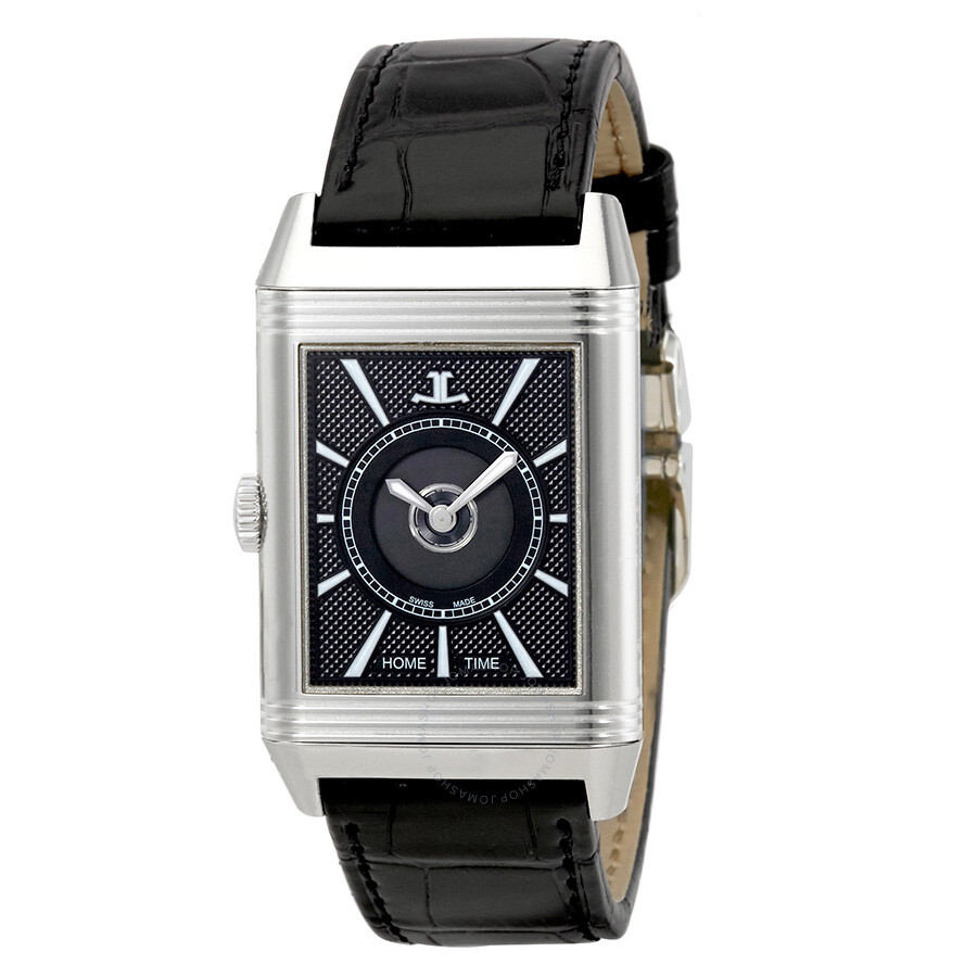 dc363f61b82f ... Jaeger LeCoultre Reverso Classic Large Duo Automatic Men s Watch  Q3838420 ...