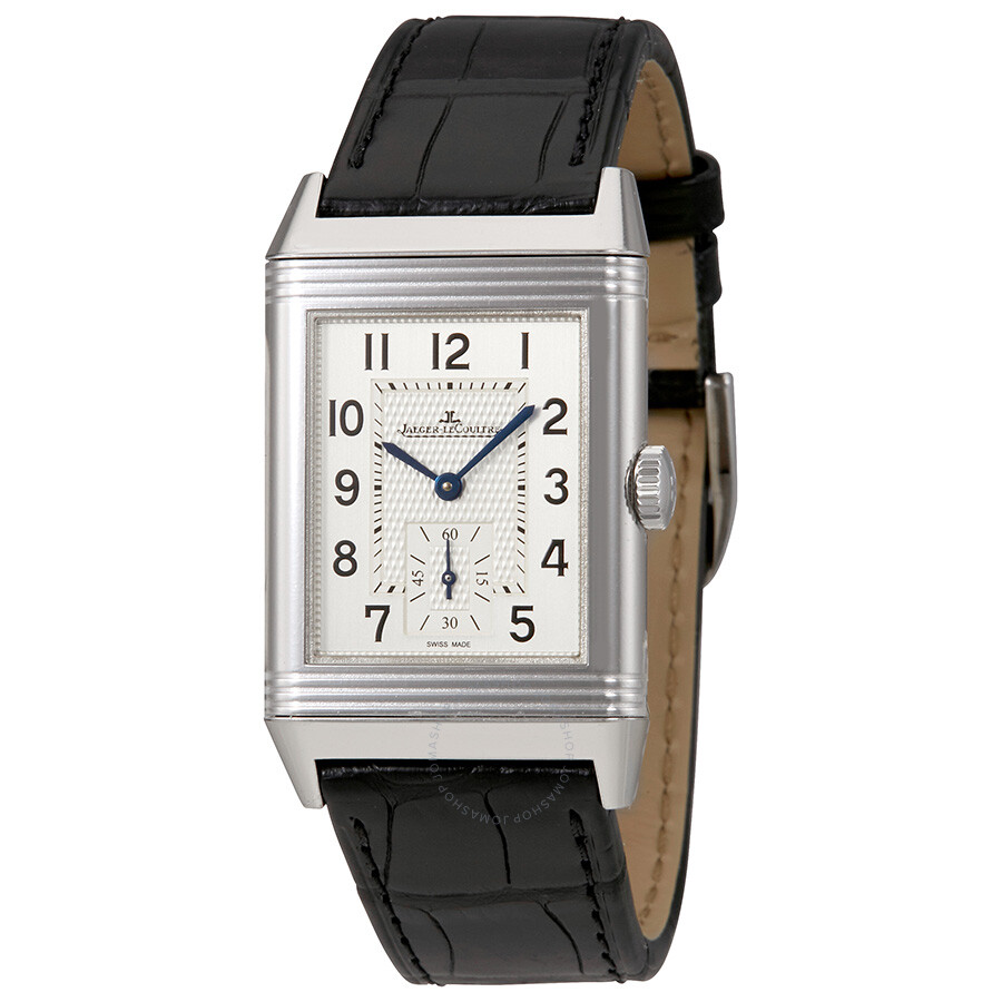 3327194781 Jaeger LeCoultre Reverso Classic Large Small Seconds Hand Wound Men's Watch  Q3858520 ...