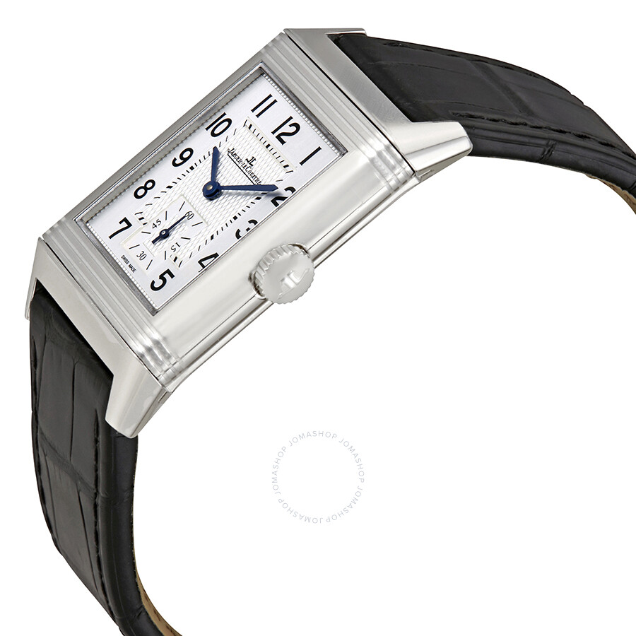 9659faa84cee ... Jaeger LeCoultre Reverso Classic Large Small Seconds Hand Wound Men s  Watch Q3858520 ...