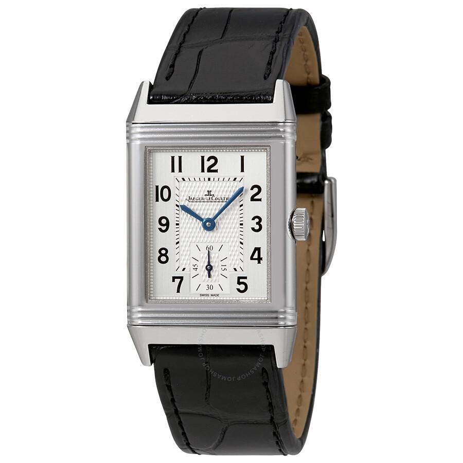 503de4a6508e Jaeger LeCoultre Reverso Classic Silver Dial Men s Hand Wound Watch  Q2438520 ...