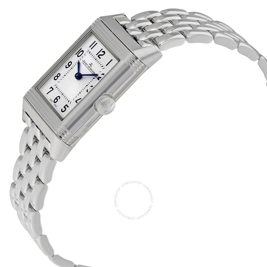... Jaeger LeCoultre Reverso Classic Small Ladies Quartz Watch Q2618130 ... d07bd2caada4
