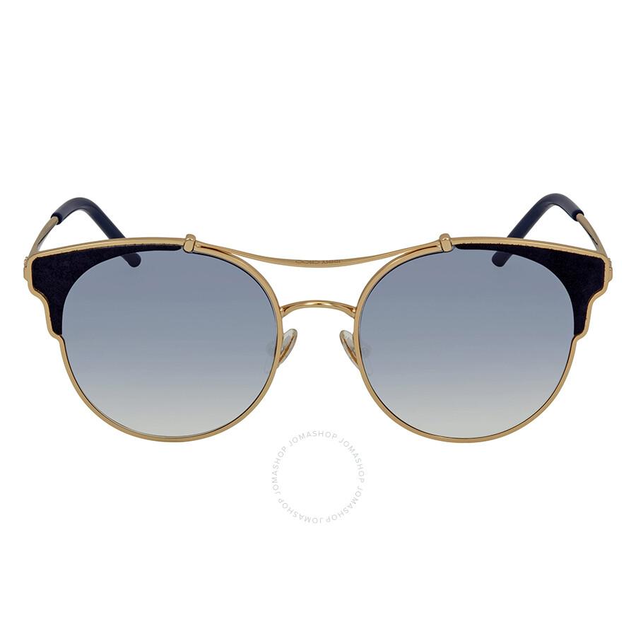 Choo Cat Sunglasses 59vm Lues 59 Blue Jimmy Eye Gradient P6TWxwwpq