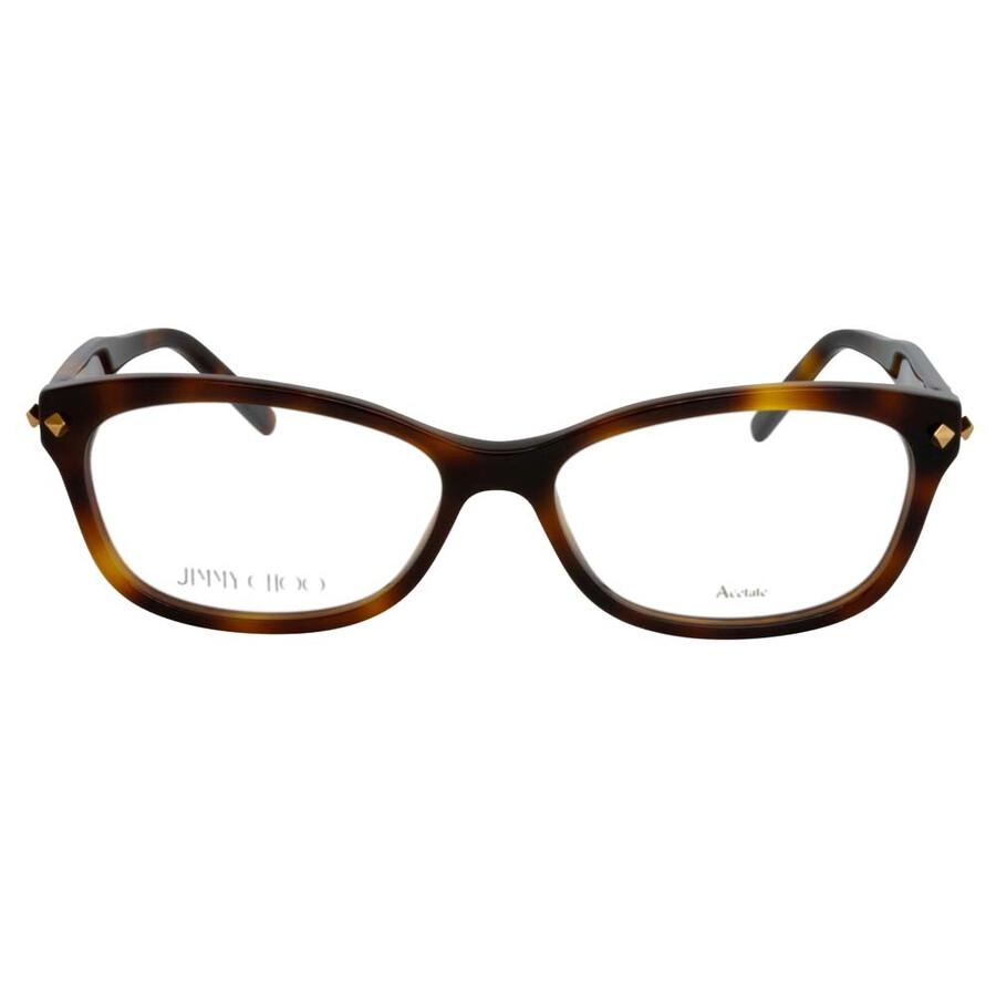 93118d0c93e6 Jimmy Choo Havana Eyeglasses JC161 05L 52 - Jimmy Choo - Sunglasses ...