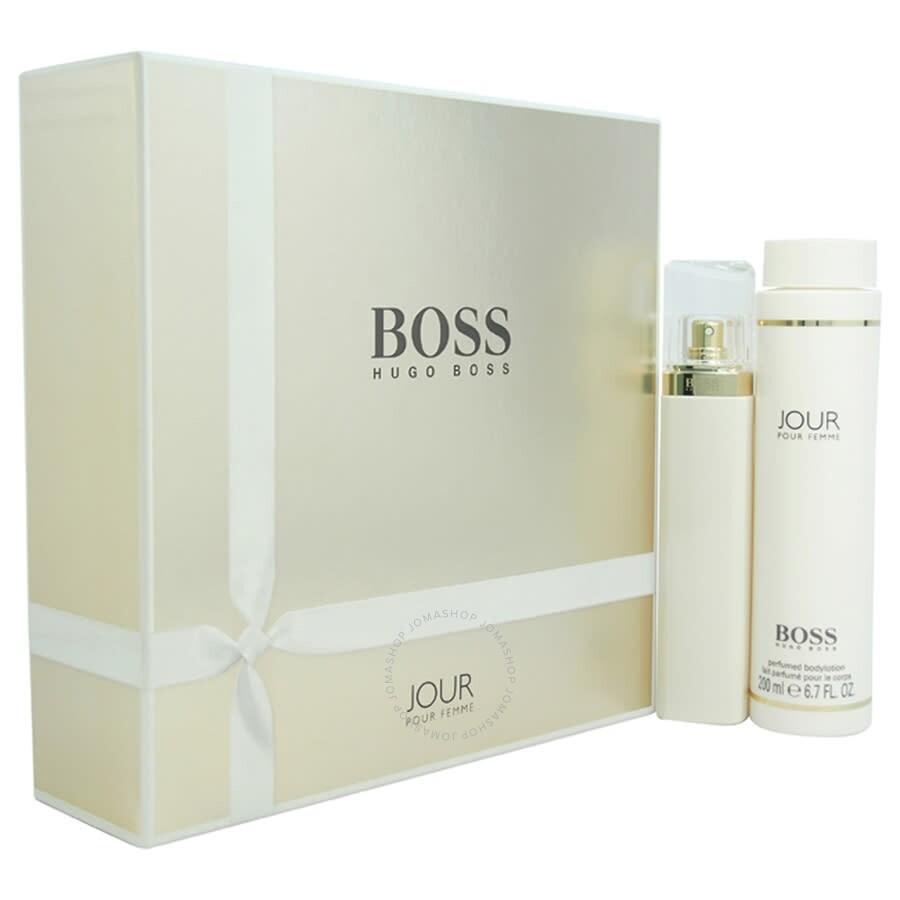 hugo boss jour pour femme body lotion